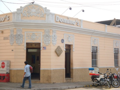 The Original Domino's Pizza outlet